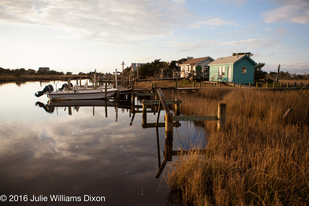 Fishing Cabins Ocracoke